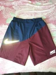 Bermuda Nike refletivas