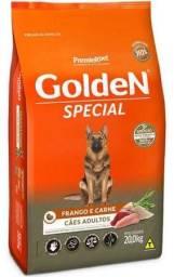 Ração Premier Golden Special Cães Adultos Frango e Carne 20kg