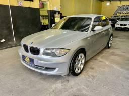 BMW 118i 2010 2.0 automático Top de linha