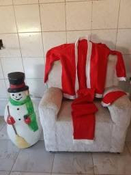 Vendo cadeira de papai Noel