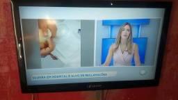 TV EM PERFEITO ESTADO DIGITAL BUSTER 43P IMAGEM IMPECÁVEL ZAP *