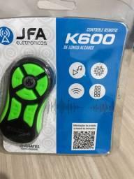 Controle de longa  k600 completo  75,00$  novo