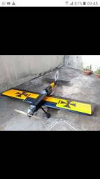 Aeromodelo sport stick 30cc gasolina