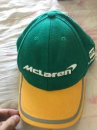 Boné McLaren F1 Formula 1 Brasil