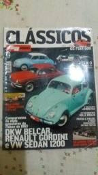 Revista quatro rodas classicos edição 8