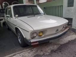 Vw Brasilia Ls 1600 - leia