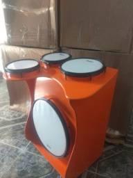 Bateria acústica Tajon