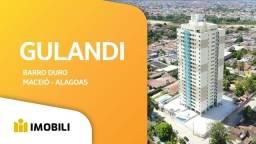 Apartamento à venda com 3 dormitórios em Barro duro, Maceió cod:IM991