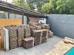 Vendo telha de Concreto
