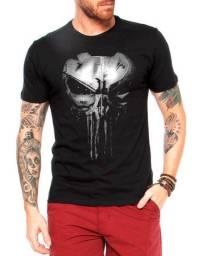 T-shirt Caveira Justiceiro