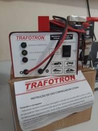 Carregador de Bateria 12v Carro, Moto, Barco, Caminhão Bivolt