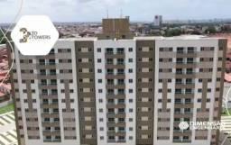 Título do anúncio: A=3d Towers, apartamentos com 2 a 3 quartos, 61 a 78 m² Rua Caxias, 112 - Jardim Eldorado