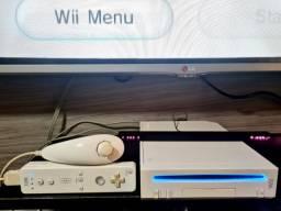 Nintendo Wii Destravado Rodando pela mídia fisica Completo