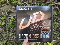Placa Mãe Gigabyte H470M / m2.0