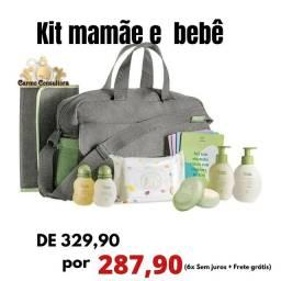 Título do anúncio: Kit mamãe e bebê