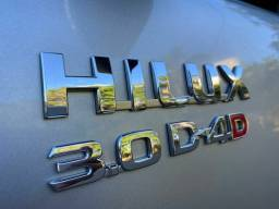 Toyota Hilux SRV 4x4 2015 3.0 Diesel Completo + Câmbio Automático Unico Dono