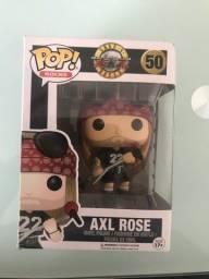 Axl Rose - Funko pop rocks ( lacrado )