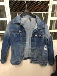 Jaqueta jeans bluesteel