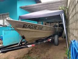 Barco de Alumínio REGISTRADO