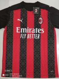 Camisa Milan Home Puma 20/21 - Tamanhos: P, G
