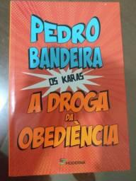 Livro paradidático A Droga da Obediência