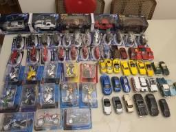 Vendo Coleção  de Miniaturas Carros