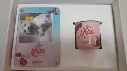 Kit presente para mãe porta retrato caneca xicara