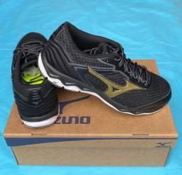 Tênis Mizuno Wave número 39/ Novo e Original com garantia