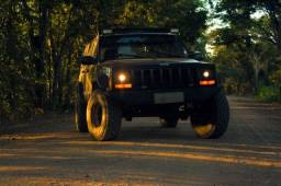 Jeep Cherokee Sport XJ 98