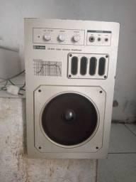 Vendo caixa acústica amplificada