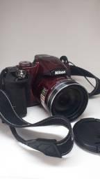 Câmera fotográfica NIKON COOLPIX P600