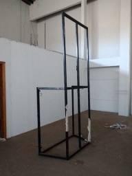 Suporte / hack / bagageiro para escada Saveiro / Strada