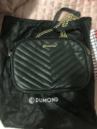 Mini bolsa dumond