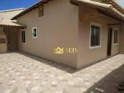 Título do anúncio: RI Casa Com 2 Dormitórios à Venda, 56 m² Por R$105.000 - Nova Califórnia - Cabo Frio/rj