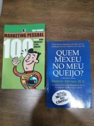 Livros para Motivação R$5 cada