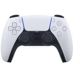 Controle Sem Fios Sony DualSense para PlayStation 5 CFI-ZCT1W - Branco/Preto
