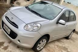 Nissan March 1.6 2014 - Completo Segundo Dono