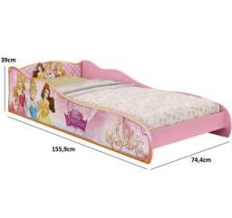 Cama infantil Princesas
