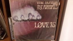 Lp Vinil Love Is The Animals Original 1969