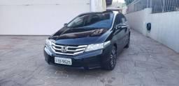 Honda City EX Flex /GNV Automatico 2013