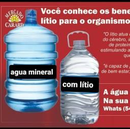 Industria  de Água Mineral