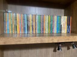 Colecao de livros AGATHA CHRISTIE
