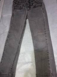 Calça jeans menina  Zara Kids 3/4 anos