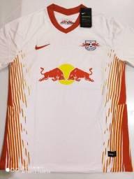 Camisa RB Leipzig Home Nike 20/21 - Tamanho: G