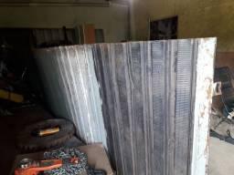 Folha de aço