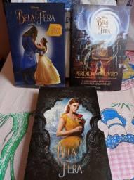 Livro Bela e a Fera