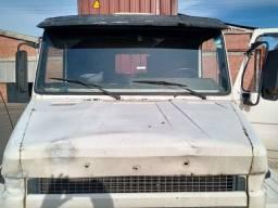 Central Capô Curto Caminhão Scania T-112/113
