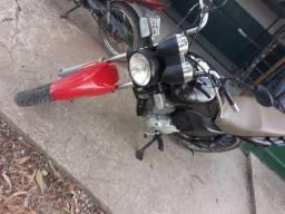 Moto 150 ano 2013 em dia