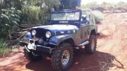 Jeep vendo ou troco