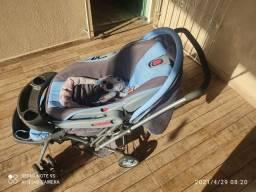 Carrinho de bebê e bebê conforto Cosco seminovos!